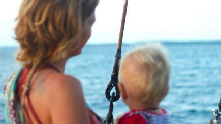cruising Indonesia with kids