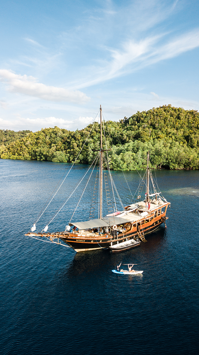 Indonesia liveaboard dive boats